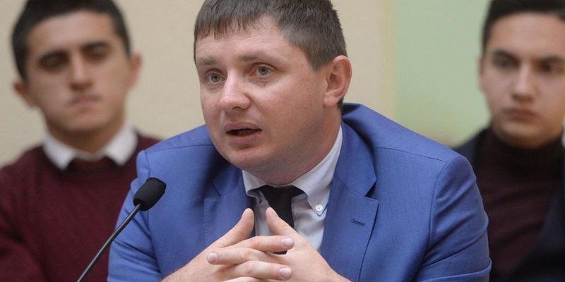 ЗМІ: Євген Грушовець «зліт» кар'єрними сходами