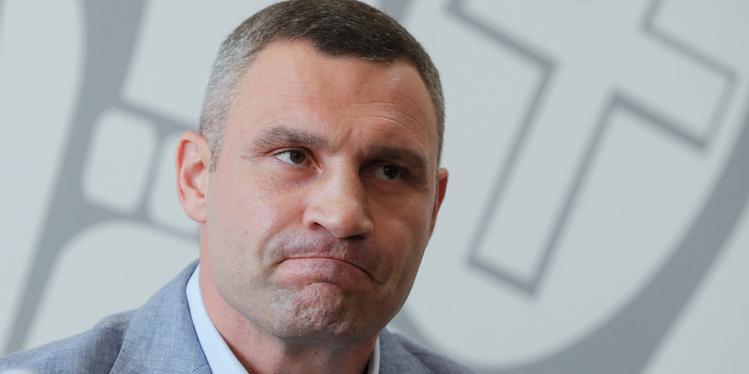 Кличко звільнив свого заступника після гучного затримання за бійку з поліцією