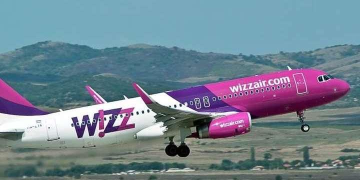Wizz Air відновлює рейси з аеропорту Відня до міст Європи