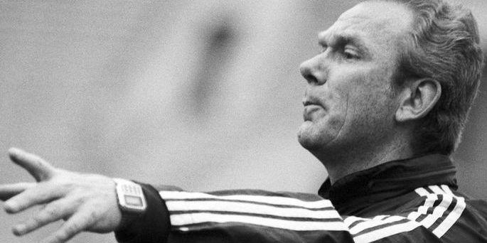 Лобановський потрапив до топ-10 найкращих футбольних тренерів у історії