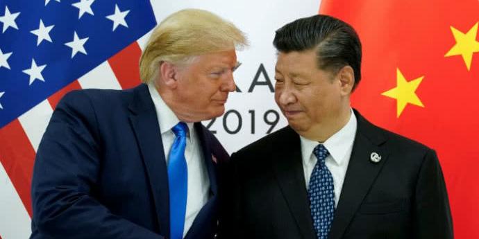 Президент США Дональд Трамп пригрозив новими митами Пекіну у зв'язку зі спалахом хвороби