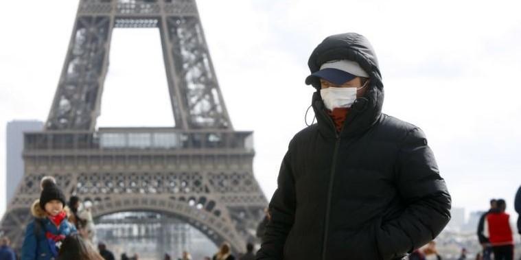 У Франції кількість померлих від коронавірусу перевищила 25 тисяч осіб