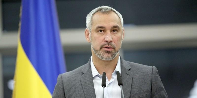 САП відкрила кримінальне провадження проти Рябошапки