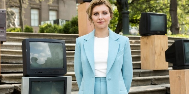 Олена Зеленська ініціювала велику онлайн-розмову з українцями