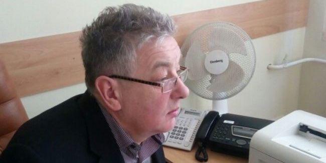 Помер головлікар Івано-Франківської станції меддопомоги, у якого раніше виявили COVID-19