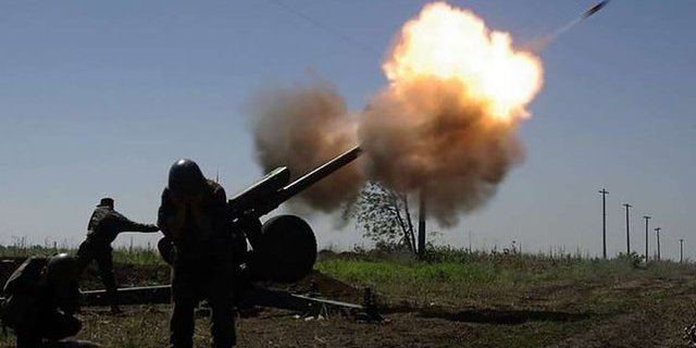 Бойовики на Донбасі випустили 90 мін по позиціях ЗСУ