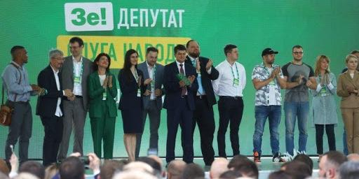 У Києві кандидатами у мери від партії Зеленського можуть стати три нардепи