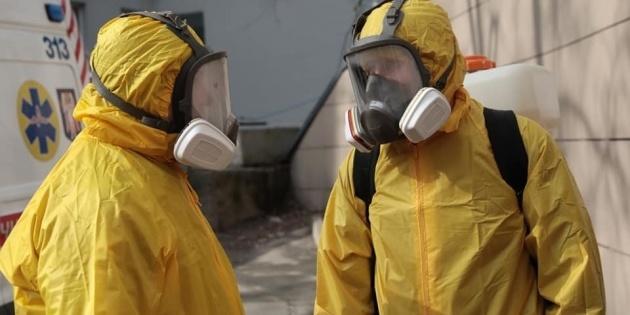 У Києві захворіли на COVID-19 майже 2 тисячі осіб