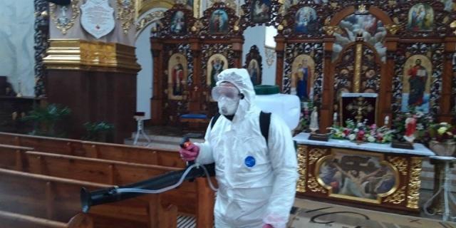 На Волині після відвідин церкви захворіли 18 людей, одна жінка померла