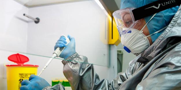 В Україні проведуть клінічні випробування «Амізону» для лікування хворих на COVID-19