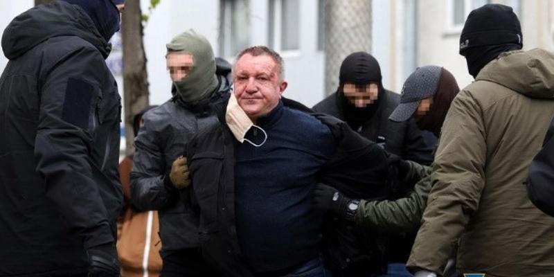 СБУ звільнила підозрюваного у держзраді генерал-майора Шайтанова