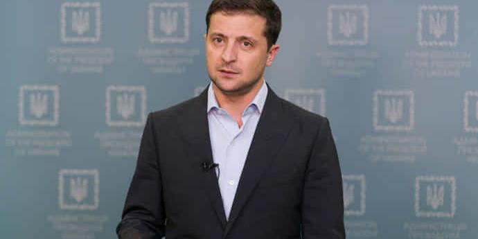 Зеленський проведе прес-конференцію за підсумками першого року свого президентства