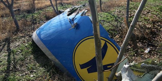 Авіакатастрофа в Ірані: Україна готова звернутися до Міжнародного суду ООН
