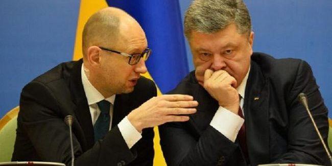Суд вирішив допитати Порошенка і Яценюка у справі про втрату Криму
