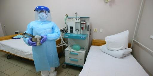 У Вінницькій міській лікарні не залишилосьвільних ліжкомісць для хворих з COVID-19