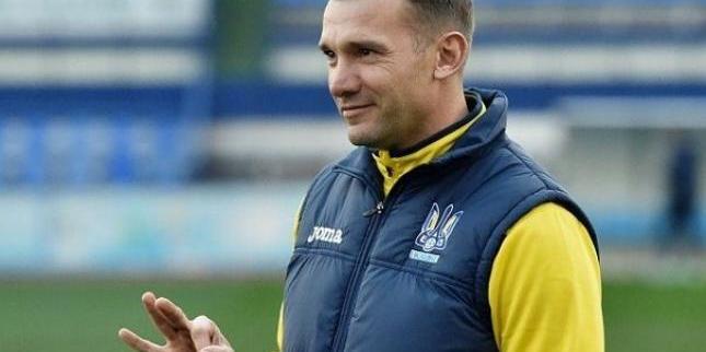 Шевченку запропонують контракт зі збірною України на 2,5 роки