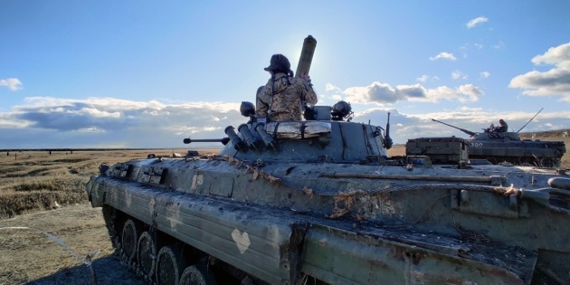 Окупанти обстріляли вантажівку: один український військовий загинув, п'ятеро поранені