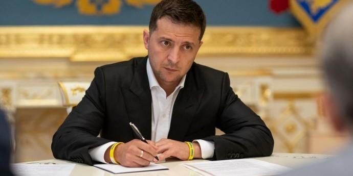 Зеленський підписав «антиколомойський» закон про банки