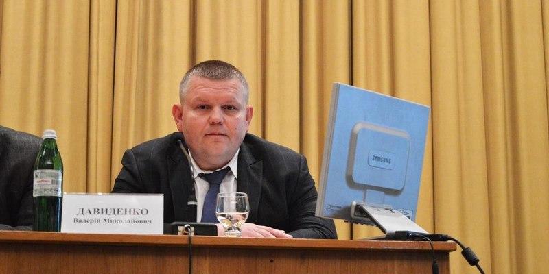 У Києві знайдений убитим нардеп Валерій Давиденко