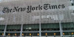New York Times відвела першу шпальту газети іменам жертв коронавірусу в США