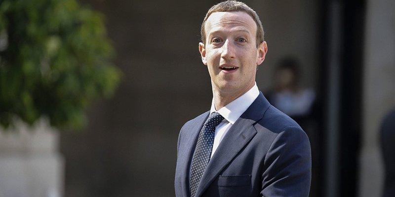 Під час карантину Цукерберг  заробив понад 30 млрд доларів