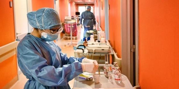 В Європі вперше пересадили легені хворому на СОVID-19