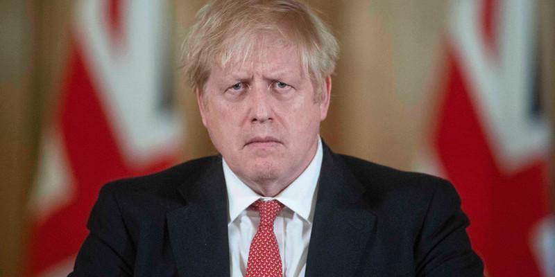 Прем'єр-міністр Великої Британії заявив, що у нього погіршився зір через коронавірус