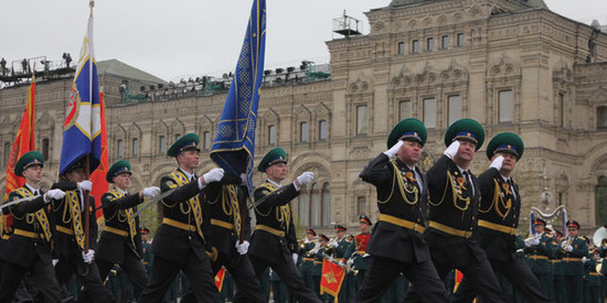 Президент Росії розпорядився провести парад Перемоги 24 червня