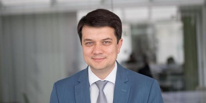 Разумков заявив, що закон про мову треба змінювати
