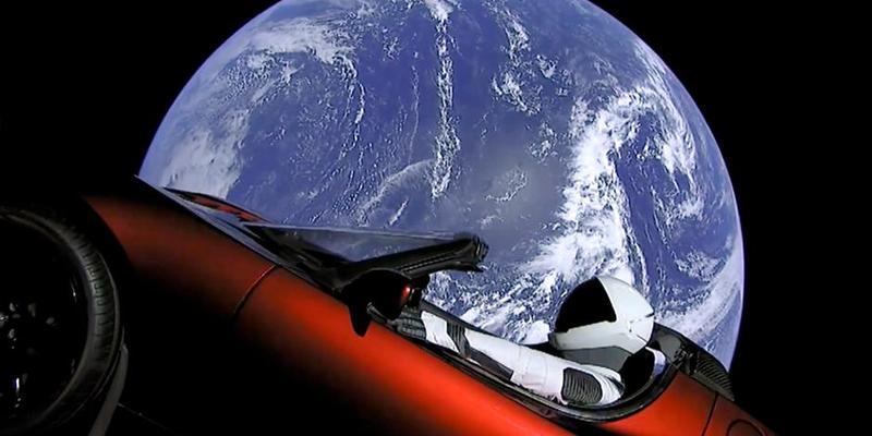 Історичний запуск. Астронавти США летять у космос на кораблі Ілона Маска