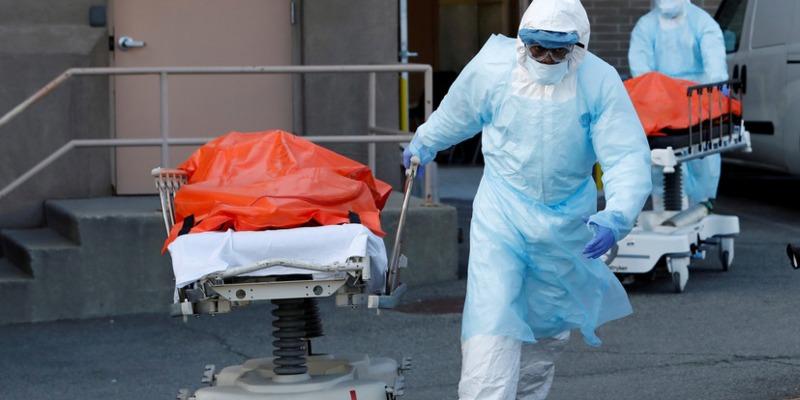Кількість жертв коронавірусу у США перевищила 100 тисяч