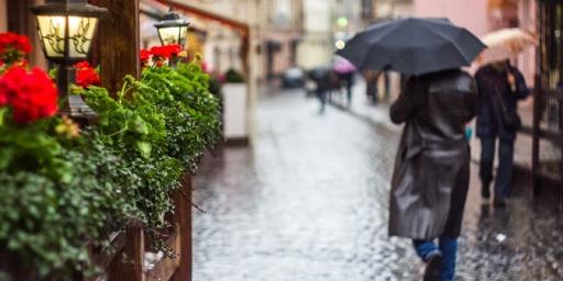 На вихідних у більшості областей України будуть дощі