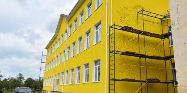 На Волині до нового навчального року завершать будівництво школи