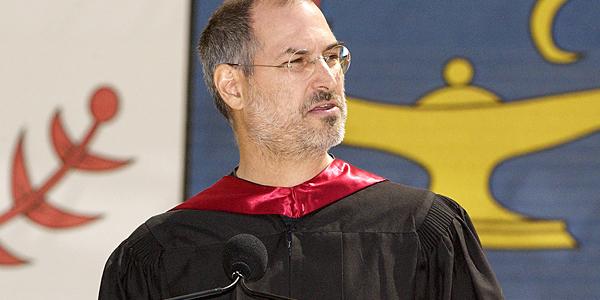 Промова Стіва Джобса у Стенфорді в 2005 році. Вперше українською